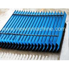 Eliminateur de dérivation pour les tours de refroidissement