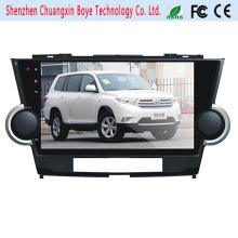 Reproductor de DVD Android para Toyota Highlander