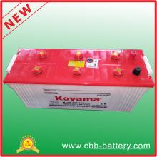 Big Discount Dry Charge Batterie de voiture 12V120ah Engine Start Tractor Battery
