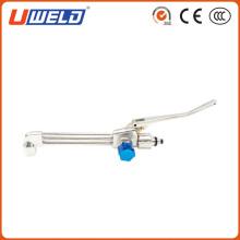 Газовый резак с ручкой смесителя и крепления