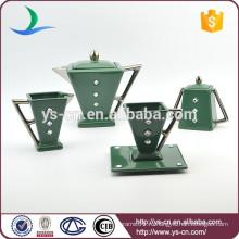 15 комплектов чая чая, керамический комплект чая оптовый