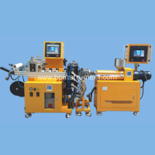 Plastic sheet extrusion line/single screw