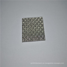 Malla de alambre sinterizado del acero inoxidable de la sola capa 316L