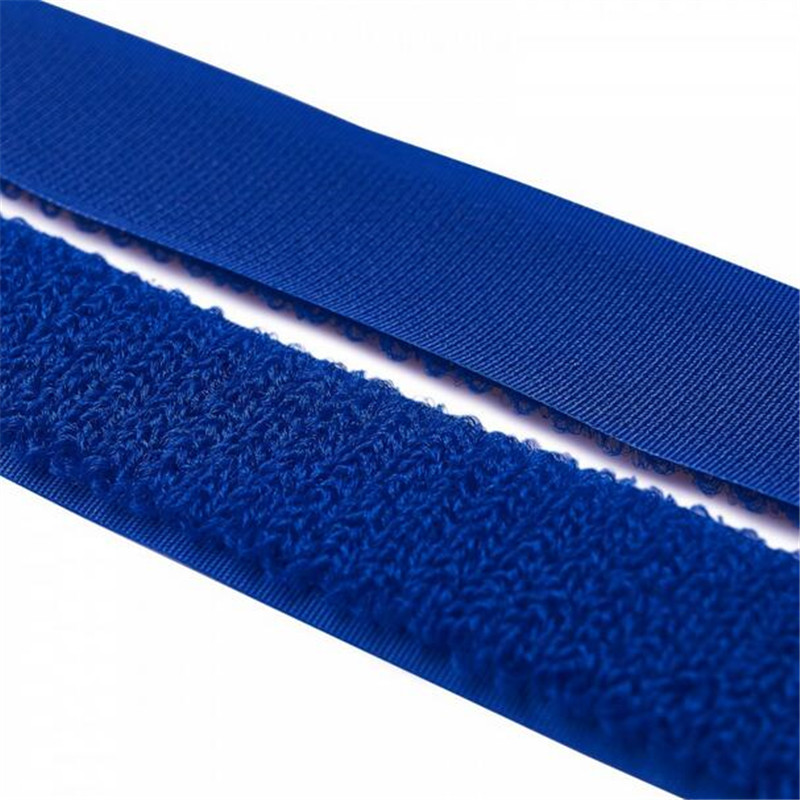 Adhesive 50mm Blue Velcro