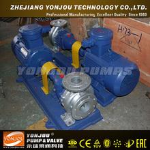 Pompe centrifuge à aspiration finale Yonjou