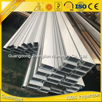 6063 T5 Aluminium Sliding Door Wardrobe