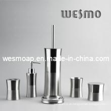 Único estilo de aço inoxidável acessórios de banho conjunto (wbs0502a)