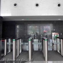 Bidirectional Automatic Swing Door Security Turnstile Gate