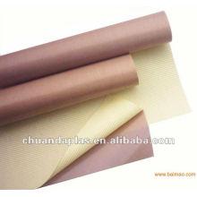 Revestimiento de tela de fibra de vidrio PTFE con certificado RoHS