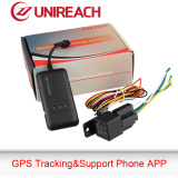 GPS Tracker with Free Ios&Android APP Tracking (MT08)