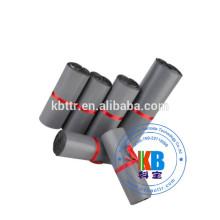 Envios expresos de polietileno plástico gris correo mensajero bolsas de correo