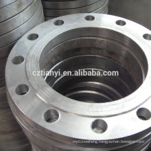 astm a105 welding neck pipe flange products imported from china
