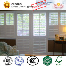 Hot-Selling with High Quality Custom-Made Bi-Fold Plantation Shutters Hotel