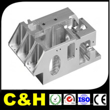 Hot Sell CNC Milled Aluminum Brass Stainless Steel Machined Parts