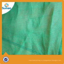 100% новый HDPE девственницы пластичная загородка экрана ветровка сетка