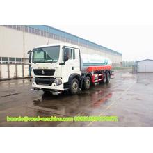 4x2 Liter Stainless Steel Water Tank Truck