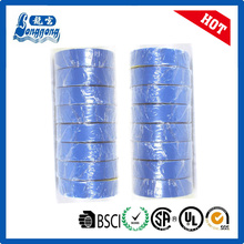 Cinta de plástico de PVC colorido