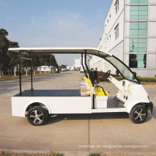 Elektrische Nachbarschaft Yachtausrüster Fahrzeug mit flachen Teller (DU-N8)