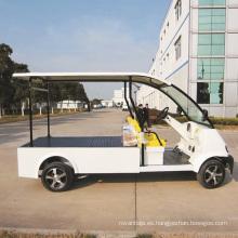 Barrio eléctrico vehículo tienda con la placa plana (DU-N8)