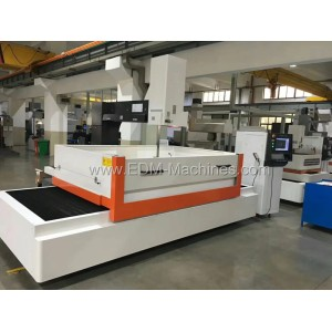 +-0.0025mm accuracy cnc wire cut edm machine