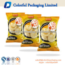 Custom Printed Plastic Foil Chips Packaging Bags/Cheap Food Packaging Bags