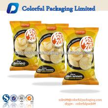 Custom Printed Plastic Foil Chips Packaging Bags/Cheap Food Packaging Bags