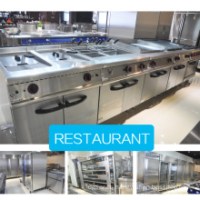 Professional Hotel Restaurant Kitchen Equipment/900 Series