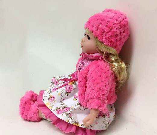 Handmade Jacket Doll
