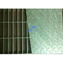 Fabricante de rejilla de acero de galvanización sumergida caliente