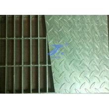 Hot Dipped Galvanizing Steel Grating Manufacturer