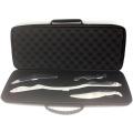 Carbon Fiber EVA case for tools packaging