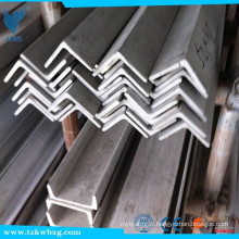 Barre d'angle décapée en acier inoxydable de série 200 et ISO Certification 201
