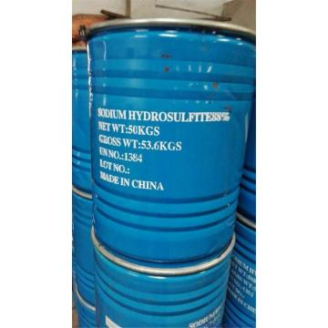 apply for other sulphides by sodium hydrosulphite