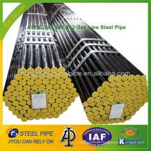 API5L X42, X46, X52 Linha de gás Tubo de aço