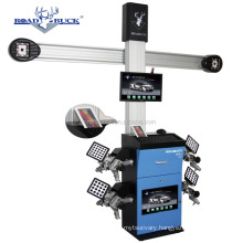 Roadbuck 3d automotive diagnostic equipment with wheel alignment clamp