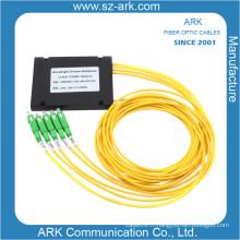 CWDM pour 1 * 4 canaux avec connecteur Sc / APC