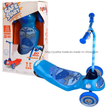 Kids Balance Scooter with Hot Selling (YVS-L003)