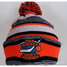 Chapeau tricoté de conception de mode de haute qualité