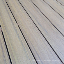Co-Extrusion WPC Outdoor Decking para impermeable al lado de la piscina