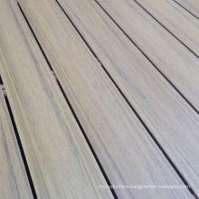 Wood Plastic Composite WPC Garden Flooring