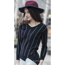 Suéter de cachemira de la manera de las señoras (1500002061)