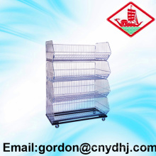 Good Quality Folding Stacking Cage Yd-P001