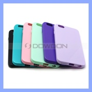 Fashion Soft TPU Shockproof Mobile Phone Case for iPhone 6