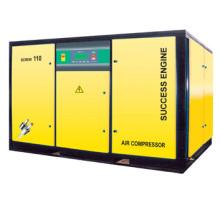 Винтовой воздушный компрессор с прямым приводом, 132 кВт, 180 л.с. (SE132A (W))