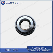 Genuine NQR 700P Diff Front Bearing 1-09812-041-2