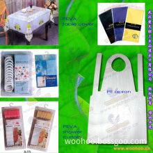 PEVA/PVC Tablecloth, Table Cover, Poncho