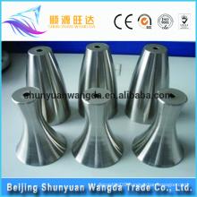 Super quality oem odm deep drawing process metal aluminum spinning