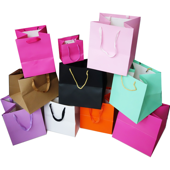 Laminate paper bags supplier