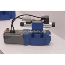 4WRKE25-3X electro-hydraulic servo valve