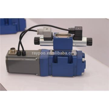 4WRKE25-3X servo-válvula electrohidráulica